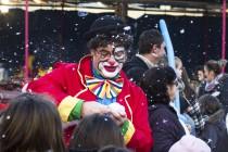Spectacle de rue Clown Enfant 4